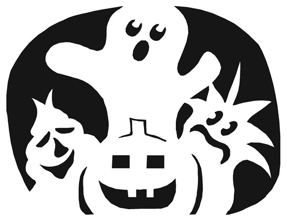 pumpkin carving patterns free for halloween